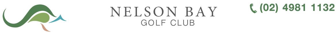 Nelson Bay Golf Club header